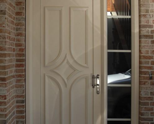 Kunststof deuren wit